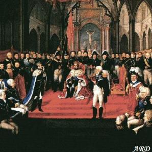 Coronation of Charles XIV as King of Norway